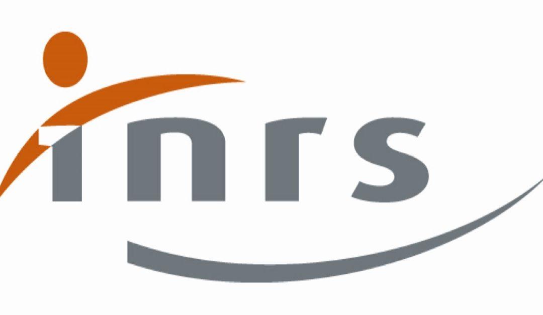 INRS : Faits & Chiffres 2020